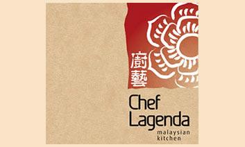 Chef Lagenda Logo