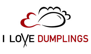 I Love Dumplings Logo