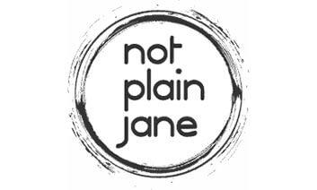 Not Plane Jane Property Styling Logo