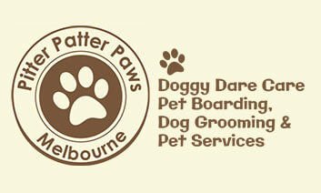 Pitter Patter Paws Logo