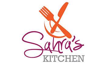 Sahras Kitchen African Food Logo