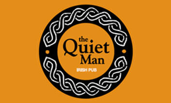 The Quiet Man Irish Pub Logo