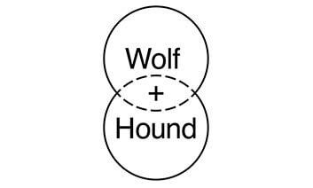 Wolf and Hound Cafe Logo 1