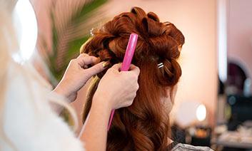 Afrah Hair Salon Logo 1