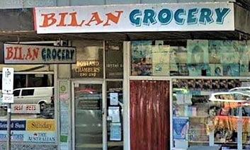 Bilan Grocery African Groceries Logo