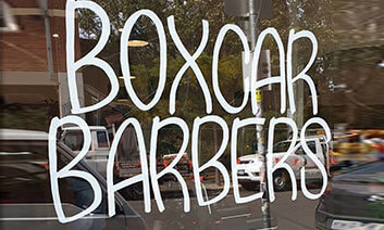 Boxcar Barber Shop 2