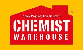 Chemist Warehouse Logo 1