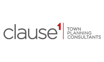 Clause 1 Town Planning Logo 1