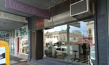 Treselle Hairdressing Logo 2